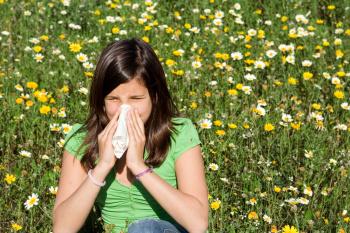 Аллергический ринит - проявление болезни