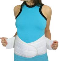 Бандаж для спины - эффективный способ профилактики