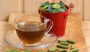 Березовые листья - отлично подойдут для лечения и профилактики ячменя