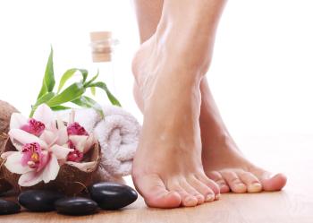 Фото - как выглядят пятки после принятия ванночек для ног