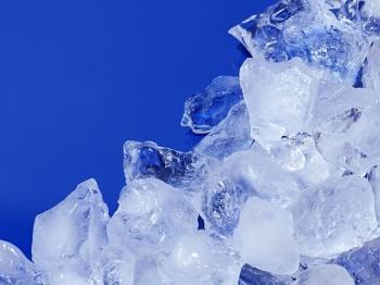 Холодный лед
