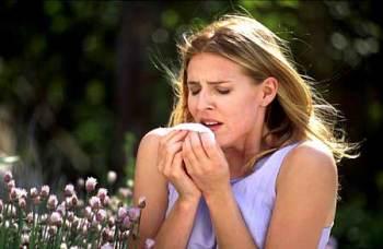 Как вылечить аллергический ринит в домашних условиях