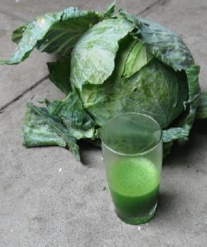 Капустный сок для лечения рака кишечника