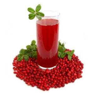 Клюквенный сок - сильный способ избавиться от вшей