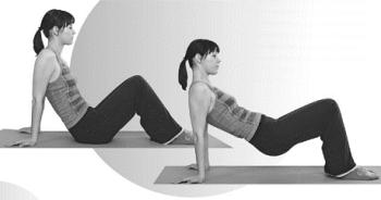 Лечебная гимнастика для лечения кокцигодинии