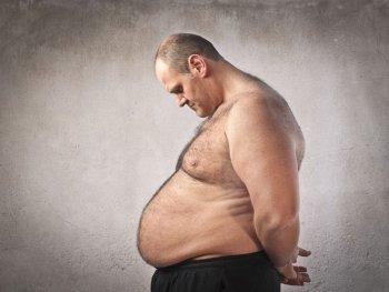 Метеоризмом часто страдают люди с избыточным весом
