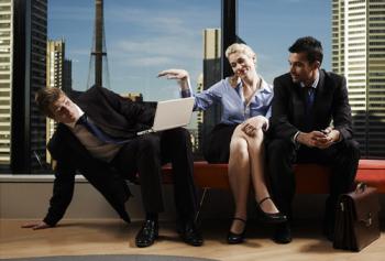 Страх и ненависть в офисе