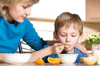 Правильное питание - залог выздоровления