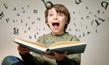 Процесс чтения вслух - помогает при заикании