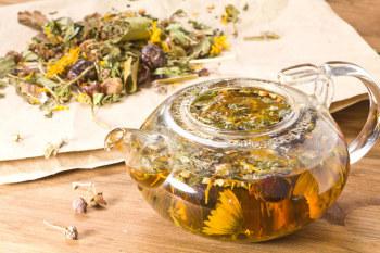 Травяной сбор для лечения щитовидки