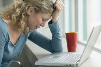 Человек, впавший в депрессию, не осознает серьезности своего состояния