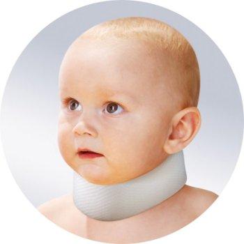 Детский шейный бандаж