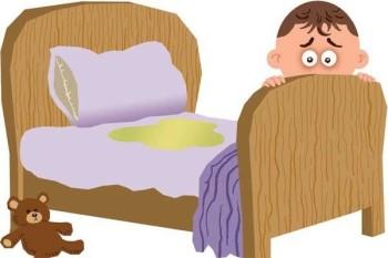 Иногда недержание мочи сопровождает малыша в силу психологических причин