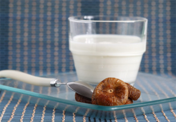 Инжирное молоко – рецепт от оперных певцов