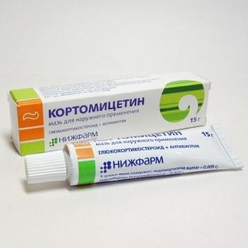 Кортикостероидные мази