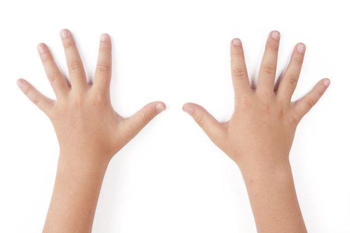 фото пальцы рук