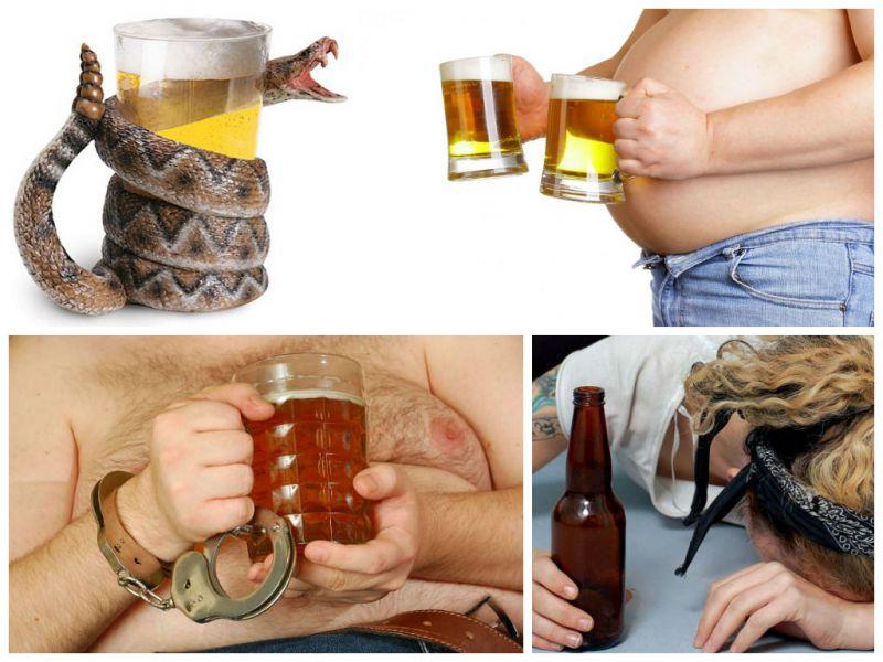 Как лечить алкоголизм пива