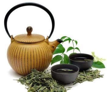 Лечение при помощи зеленого чая