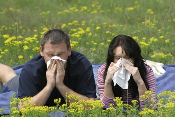Лечение сезонной аллергии народными средствами