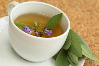 Лекарственный шалфей - чай