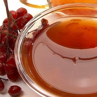 Лекарство на основе ягод калины и меда