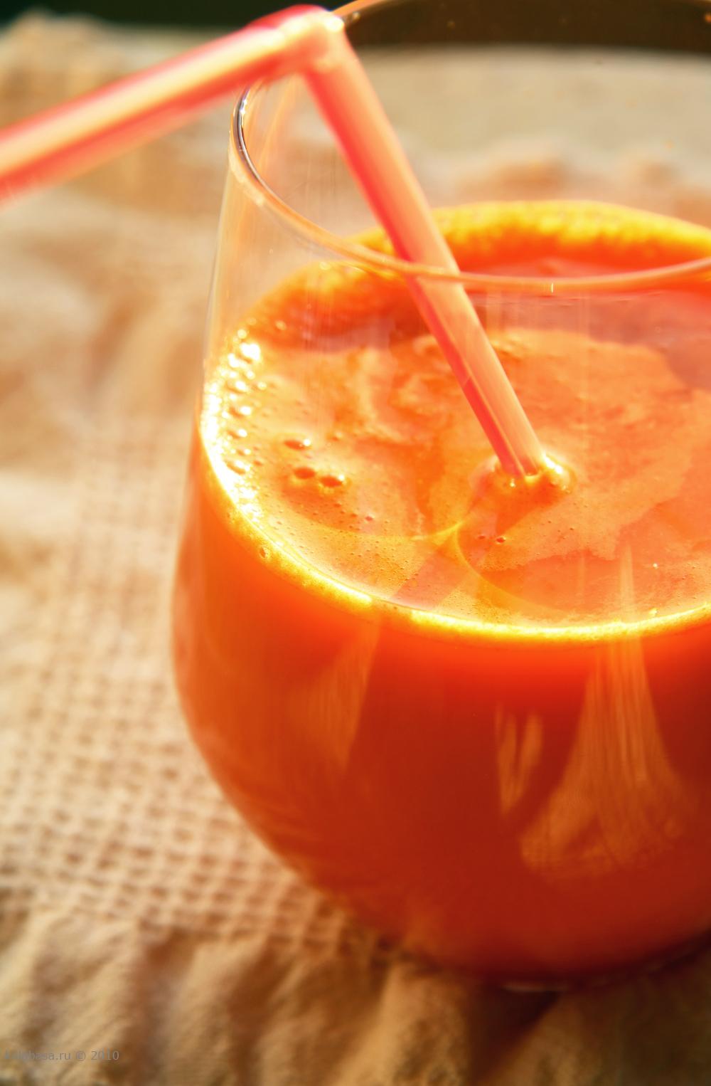 Рецепт морковно свекольный сок