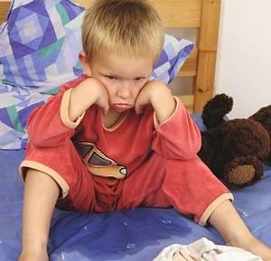 Недержание мочи у детей (энурез)