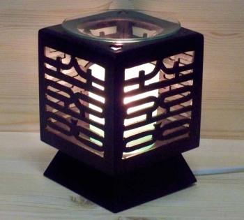 Особенно удобны в применении аромалампы со свечой