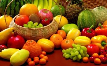 Отдавайте предпочтение овощам, фруктам, натуральным продуктам без химических добавлений