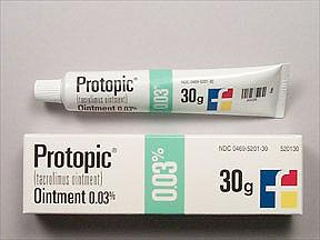 Препарат без гормонов от зуда – протопик
