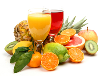 Продукты, богатые аскорбиновой кислотой, антиоксидантами