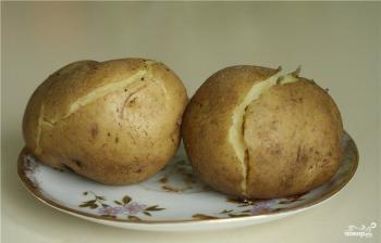 Прогревание картофелем очень эффективно