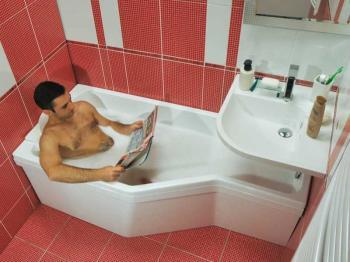 Прохладные сидячие ванны помогут заснуть