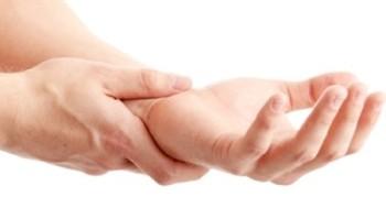 Растяжение мышц рук, лечение народными средствами