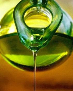 Репейное, оливковое, касторовое масло