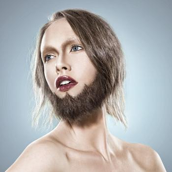 Рост нежелательных волос из-за нарушения работы надпочечников - распространенная картина