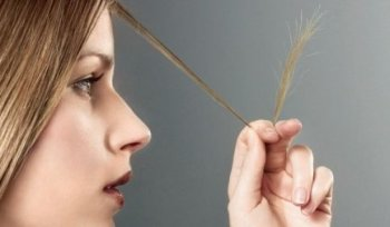 Секущиеся кончики волос