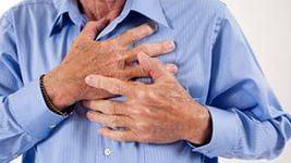 Симптомы сердечного заболевания