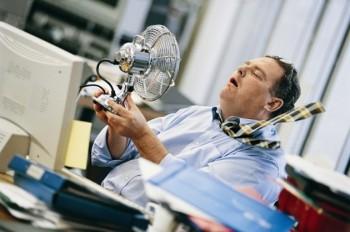 Следите за тем, чтобы в квартире или офисе было сухо и прохладно, включайте фен или кондиционер
