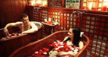 Целебные ванны