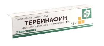 Тербинафин 1%