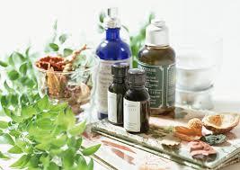 Травяные настойки и эфирные масла