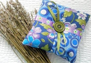 Травяные подушки от бессонницы
