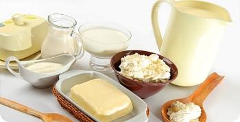 В процессе лечения особенно полезны молочные и кисломолочные продукты