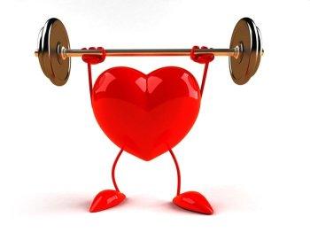 Заболевания сердца обычно лечатся и предостерегают движением и посильными нагрузками
