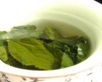 Чай с подорожником