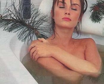 Хороший эффект дают хвойные ванны