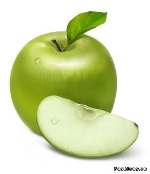 Лечиться яблоками приятно и очень просто