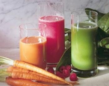 Овощные соки помогут при гиперплазии щитовидки