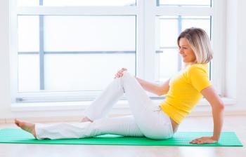 В восстановительный период не забывайте о лечебной гимнастике